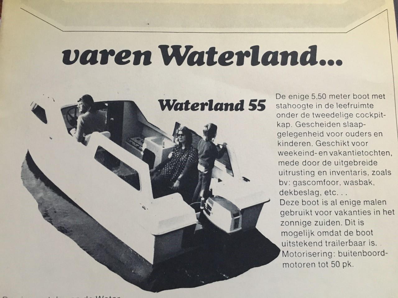 Waterland 55 advertentie