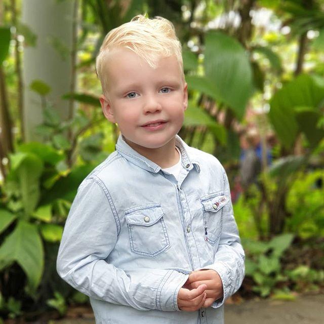 Deze prachtzoon wordt deze week 5!